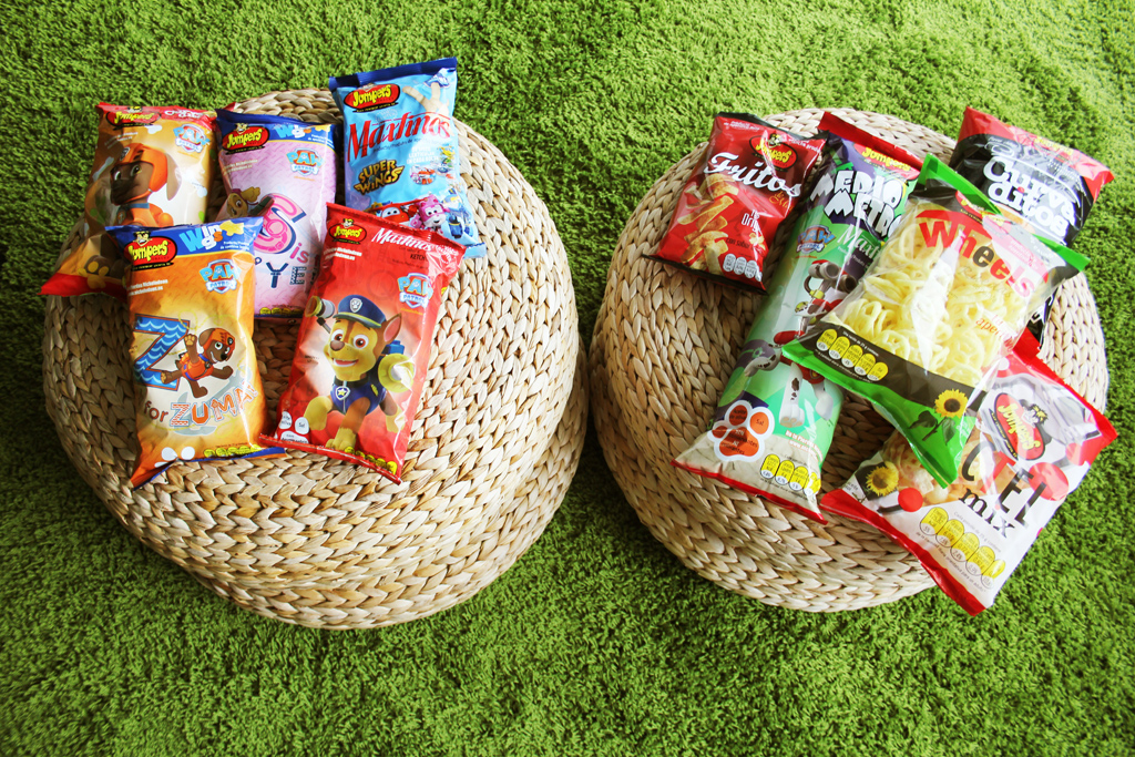 dudas frecuentes sobre snacks Jumpers