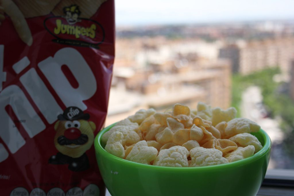 Productos snacks Jumpers