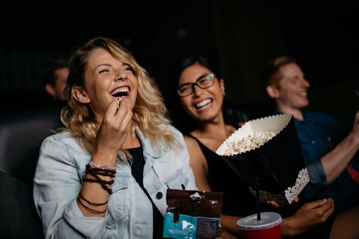 Cuatro maneras de reír cada día