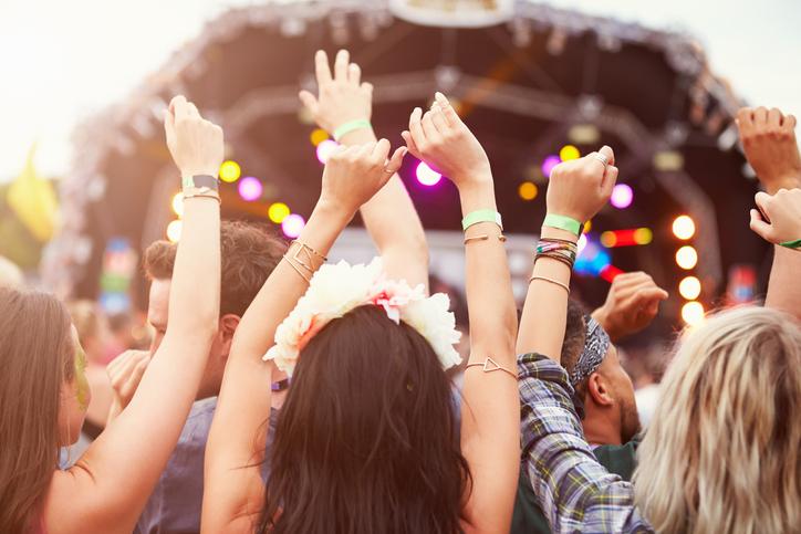 Festivales de verano y Jumpers
