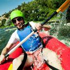 Rafting como plan de verano 2018