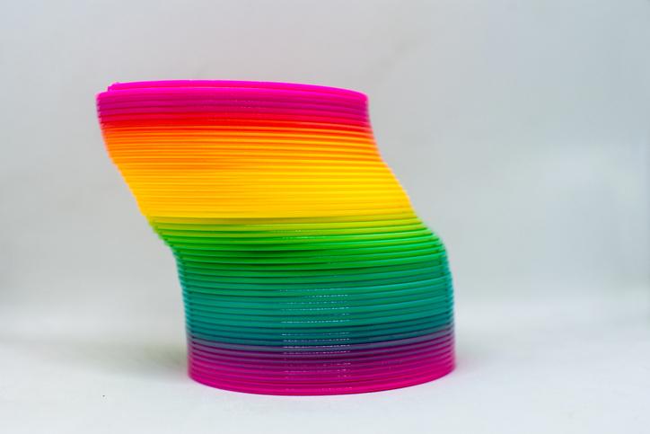 Muelle de colores