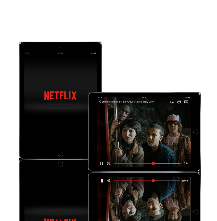 Genialidades de Netflix