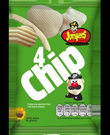 4 Chips Natural