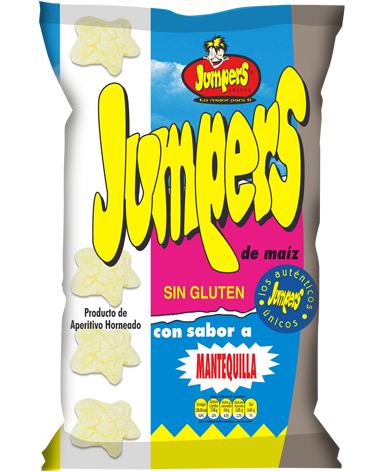 Jumpers Mantequilla Familiar