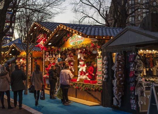 Ciudades para visitar en Navidad
