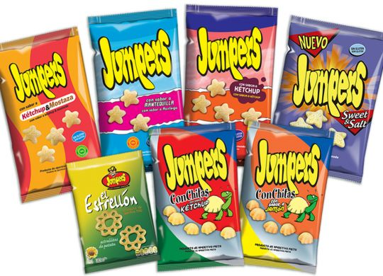 Productos Jumpers